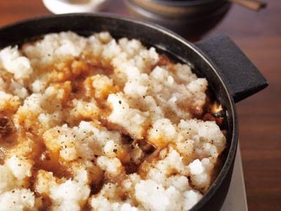 すき焼きレシピ 卵の代わりにすぐに使えるもの 大根おろし