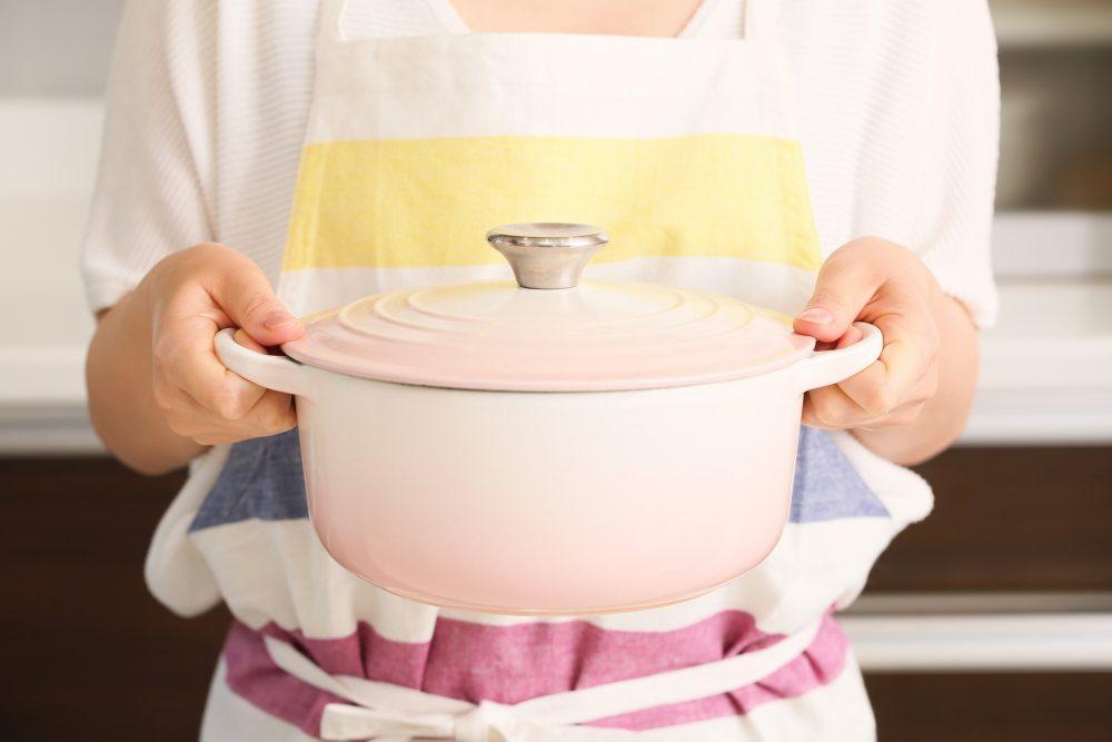 すき焼き 鍋のサイズ