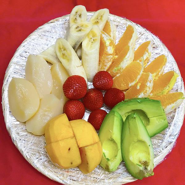 フルーツすき焼きカット
