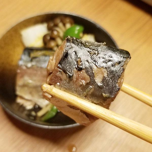 鯖すき焼き完成